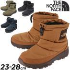 スノーブーツ ウィンター ショートブーツ メンズ レディース/ノースフェイス THE NORTH FACE ヌプシ Nuptse Bootie WP Logo Short/防水 防寒 靴 /NF52076