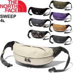 ウエストポーチ ウエストバッグ 4L メンズ レディース/ノースフェイス THE NORTH FACE Sweep スウィープ/アウトドア カジュアル 鞄 ボディバッグ /NM72100