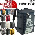 THE NORTH FACE ベースキャンプ ヒューズボックス ノースフェイス ボックス型 バックパック アウトドア タウン バッグ 縦型 男女兼用 BC FuseBox/NM81630