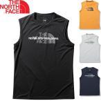 ノースリーブシャツ メンズ タンクトップ ノースフェイス THE NORTH FACE/スリーブレス アンペアクルー/スポーツウェア メッシュ/NT12084