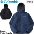 アウトドアジャケット メンズ コロンビア Columbia/ロマビスタフーディ 男性 アウター マウンテンパーカー 撥水 防寒着 裏フリース ブルゾン/PM3176