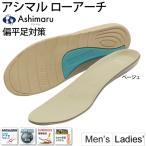 インソール アシマル ローアーチ 偏平足対策 男女兼用 靴中敷き 角度調節機能 メンズ レディース 補正 Ashimaru あしまる/PN31【取寄せ】