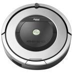 アイロボット(iRobot) 掃除機 床拭きロボット ルンバ876 R876060 マットシルバー