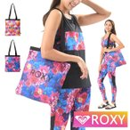 ROXY 2019年 トートバッグ M / mika ninagawa BEACH BAG RBG192006  ロキシー