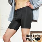 ラッシュガード レギンス インナー メンズ HeleiWaho ヘレイワホ UPF50+ で UVカット サーフパンツ  大きいサイズ 対応 インナー に最適