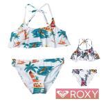 ROXY ロキシー 子供 水着 女の子 セパレート 子供水着 2点セット キッズ ジュニア LOVE WAIMEA FLUTTER SET GRGX203034