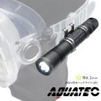 【水中ライト】AQUATEC/アクアテック LED水中ライト Aqua-No.1 LED ヘッドライト