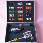 DXマッハドライバー炎 シフトカー17個収納ケース 仮面ライダードライブ