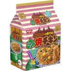 日清食品 アジアン焼チキン 具付き 3食パック 96g×3個×9パック 【賞味期限2020.3.5の為特価でご提供】