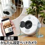 ペットカメラ 防犯 留守番 Qwatch クウォッチ ペットモニター TS-WRLA microSDカード8GB特典