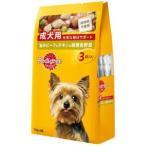 ペディグリー パウチ 成犬用 ビーフ&チキン&緑黄色野菜 70g×3袋入 【特売】