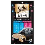 シーバ とろーりメルティ かつお味セレクション 12g×4本