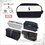 【全5種】 ブランド ノベルティ セカンドバッグ メンズ用 NOVELTY SECOND BAG SELECT