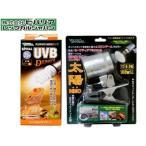 ビバリア【スパイラルUVB デザート26W】UV量強 3点セット 爬虫類用紫外線ランプ 管理60