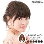 ウィッグ|ウイッグ|ポイントウィッグ|前髪ウィッグ|ぱっつん+サイドあり [M便 1/2]|DM便送料無料|