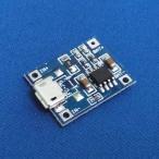 リチウムイオン リチウムポリマー二次電池用 1A マイクロUSB 充電器
