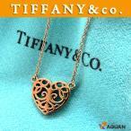 TIFFANY&Co. ティファニー エンチャント ハート ネックレス ペンダント ルベド ロゼ ピンクゴールド アクセサリー 未使用 送料込み