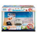 水作 きんぎょファミリーL (40cmガラス水槽金魚・めだかセット)☆