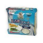 ショッピング正方形 GEX 正方形ラビレット専用トイレシーツ 30枚入