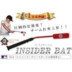 メジャーリーガーも愛用しているトレーニングバット Insider Bat(インサイダーバット)