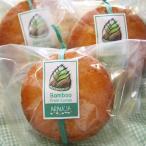 タケノコのアーモンドカップケーキ〜和歌山市瀬藤さんの筍のコンポート入り(焼き菓子)