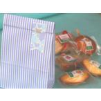 ホワイトデー「焼き菓子プチギフト」ラッピングはシンプルに紙袋、中身で勝負!