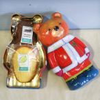 ティンベア(和歌山産柑橘フルーツと米粉チョコレートの2種類マドレーヌが入ったくまさん缶ケース・焼き菓子クリスマスプチギフト)