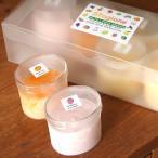 【冷凍】 STAGIONE Fruits Sweets GIFT 和歌山産旬のフルーツゼリー&ムース4種詰め合わせ・8個入り【のし・包装対応】【お歳暮・贈答】