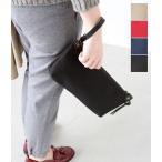 【クーポン対象】TAMPICO タンピコ コットン クラッチバッグ VANITY clutch bag cotton