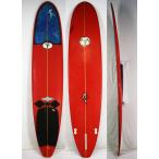 """【中古】Fantasyislandsurfbord(ファンタジーアイランドサーフボード)サーフボード [Red] 9'0"""" ロングボード"""
