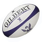 「ギルバート GILBERT ラグビーボール 明治大学 5号球 GB-9321 レプリカボール」の画像