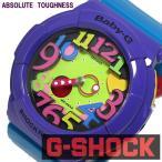 カシオ ベビーG クレイジーネオンシリーズ 腕時計 BGA-131-6B マルチカラー マルチカラー