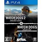 【新品】PS4 ウォッチドッグス1+2 ダブルパック【CERO:Z】