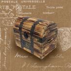【留意商品】宝箱 海賊宝箱 ドル箱 収納BOX おもちゃ箱 木箱