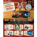 リーメント ピーナッツ SNOOPY&WOODSTOCK Terrarium On Vacation BOX(6個入り)