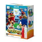 WiiU マリオ&ソニック AT リオオリンピック Wiiリモコンプラスセット (アカ・シロ)
