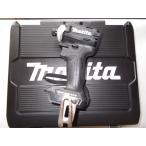 マキタ TD171DZB 18V 充電式インパクトドライバ (黒本体のみ+ケース)