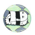 メジェド様缶バッジ 【ゆるゆる日常編】 (2) ボタンタイプ