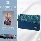 ビサイユ バッグインバッグ 薄型 化粧ポーチ BCLS-05 超軽量 カラフル全5色