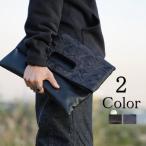 クラッチバッグ メンズ クラッチ WAY トート サブバッグ セカンドバッグ カモフラ 合皮 ナイロン ワントーン レディース # 黒 紺 ブラック ネイビー