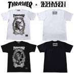 Thrasher x Zephyren S/S Tee -PENETRATE- スラッシャーとゼファレンの初のコラボレーション Tシャツ ゼファレン