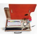 ホルベイン 木製画箱油絵セット (カスタムEE-Boxセット 数量限定特価品)