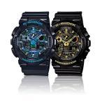 ショッピングShock カシオ(CASIO)腕時計 G-SHOCK ジーショック GA-100シリーズ GA-100CB-1A GA-100CF-1A9 メンズ 海外モデル
