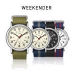 [タイメックス]TIMEX 腕時計 ウィークエンダー WEEKENDER メンズ レディース TSN651 T2N142 T2N647 T2N654 T2N747 カーキ ブルー ブラック ネイビー  並行輸入品