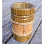 マテ茶茶器 マテ茶 茶器 マテつぼ マテ壷 マテカップ マテ壺 マテツボ グァンパ グアンパ  筒型木製パロサント (南米飲料マテ茶の茶器)