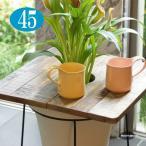 プランターテーブルプランツテーブル φ45cm スクエア 天板のみ マンゴー 無垢材 Hang Out 木製 おしゃれ 天然木 カフェテーブル・ティーテーブル