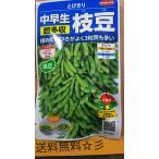 中早生 枝豆 超多収 とびきり 種 送料無料