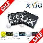 ショッピングゴルフボール ダンロップ XXIO UX AERO ゼクシオ UX エアロ ゴルフボール 1ダース(12球入り) [2016年モデル] 特価 [有賀園ゴルフ]