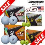 ショッピングゴルフ ブリヂストン BRIDGESTONE GOLF e6 SPEED / e6 SOFT ゴルフボール 1ダース(12球入り) [有賀園ゴルフ]
