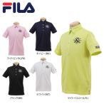 フィラ ゴルフ  FILA GOLF FILAハンソデシャツ748620メンズ 748620 BK M